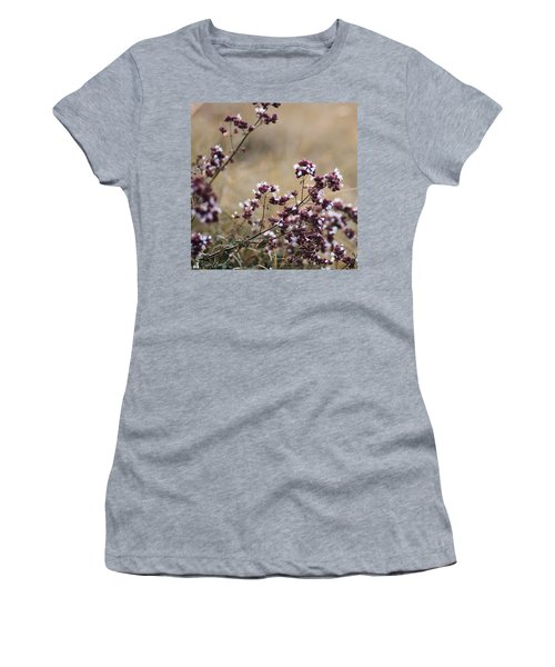 Wild Herbs  #herbs Women's T-Shirt (Athletic Fit)
