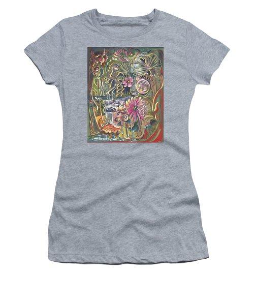 Wild Honeycomb Women's T-Shirt