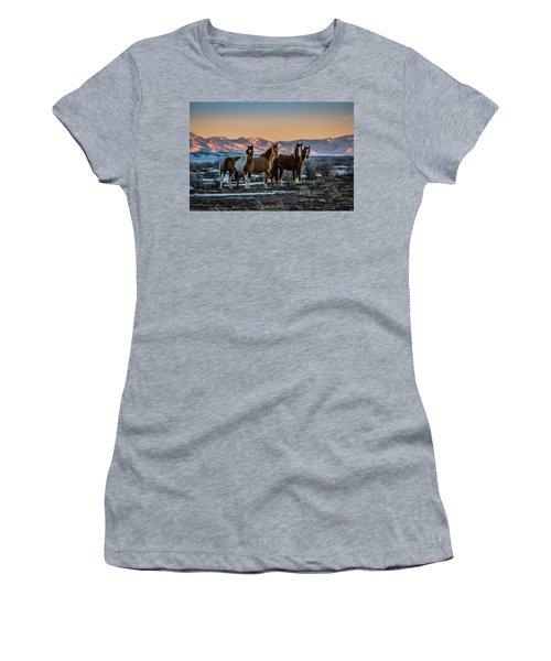 Wild Horse Group Women's T-Shirt