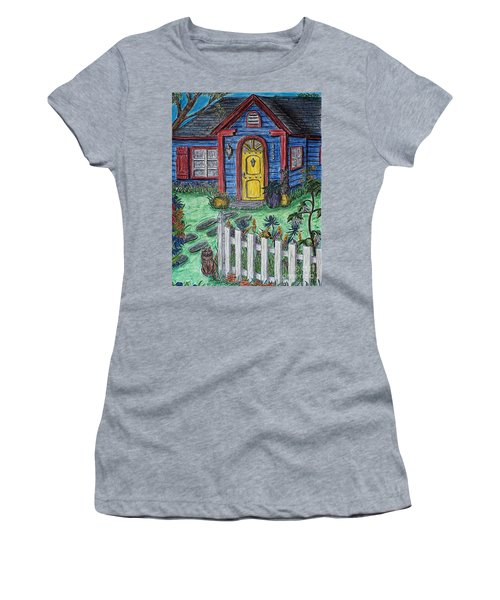 Wildflower Cottage Women's T-Shirt