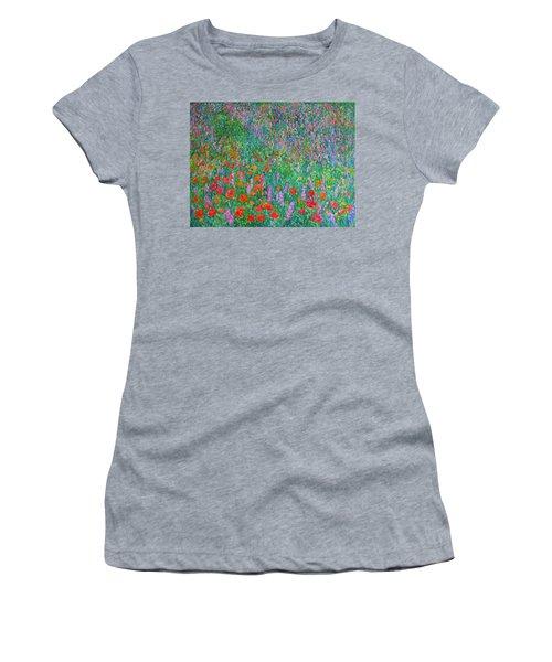 Wildflower Current Women's T-Shirt