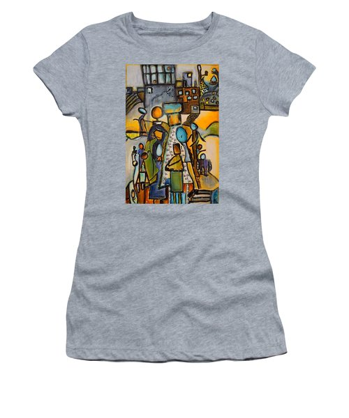 Will You Women's T-Shirt (Junior Cut) by Theresa Marie Johnson