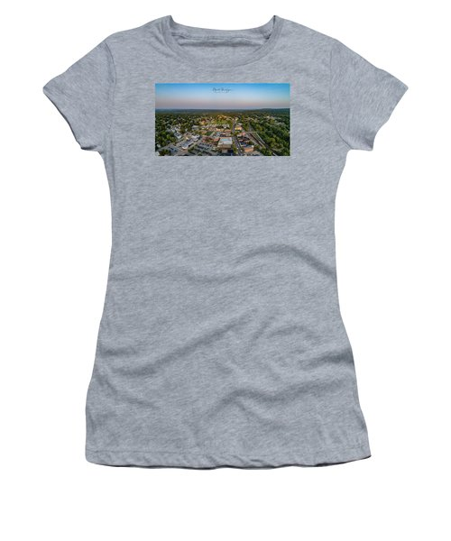 Willimantic Panorama Women's T-Shirt