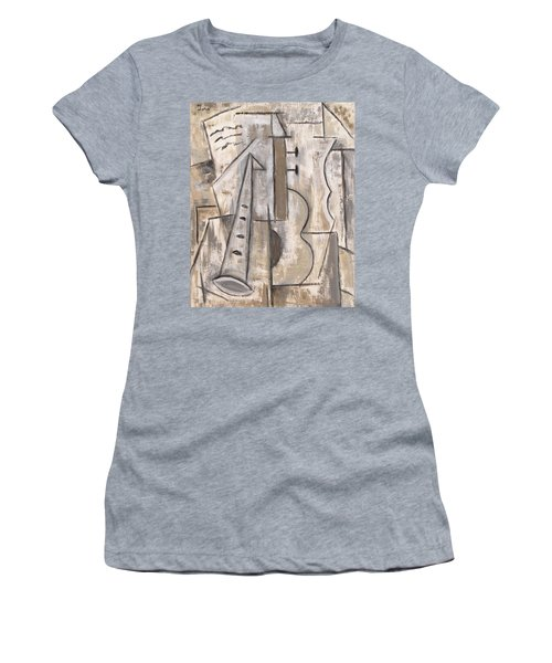 Wind And Strings Women's T-Shirt