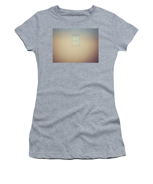 Window And Wall Women's T-Shirt (Athletic Fit)