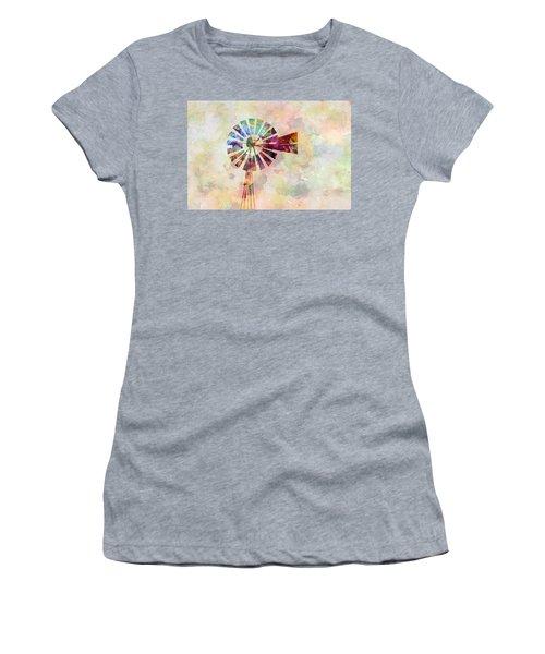 Winds Of Iowa Women's T-Shirt