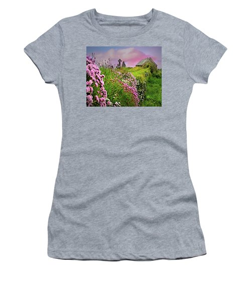 Windswept Memories Women's T-Shirt (Athletic Fit)