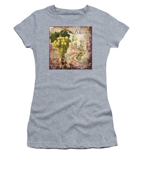 Wine Country Rhone Women's T-Shirt