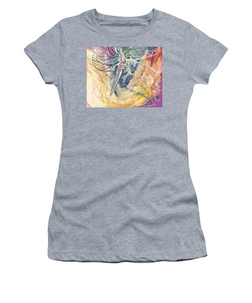 Wings Of Transformation Women's T-Shirt