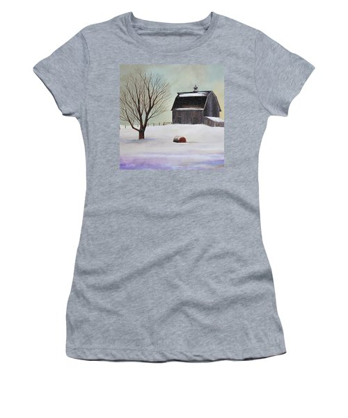 Winter Barn II Women's T-Shirt