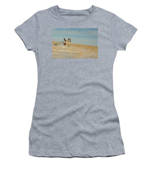Winter Charger Women's T-Shirt