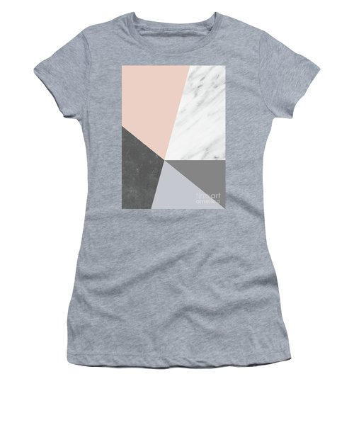 Winter Colors Collage Women's T-Shirt