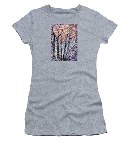 Winter Dawn  Women's T-Shirt