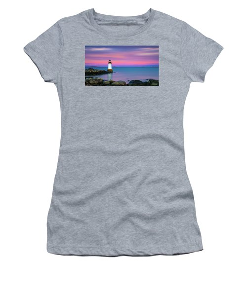 Winter Island Light 1 Women's T-Shirt