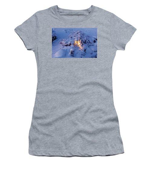 Winter Light Women's T-Shirt