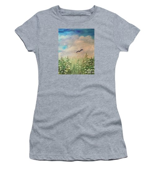 Winter To Spring Women's T-Shirt
