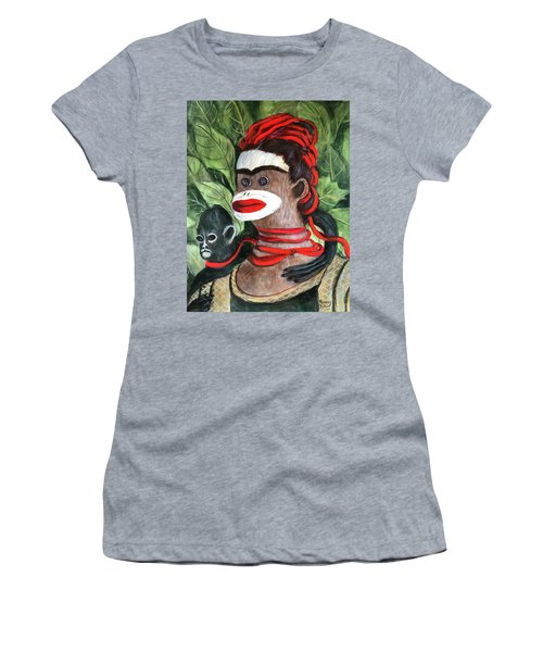 With Love To The Artist Frida Kahlo Women's T-Shirt