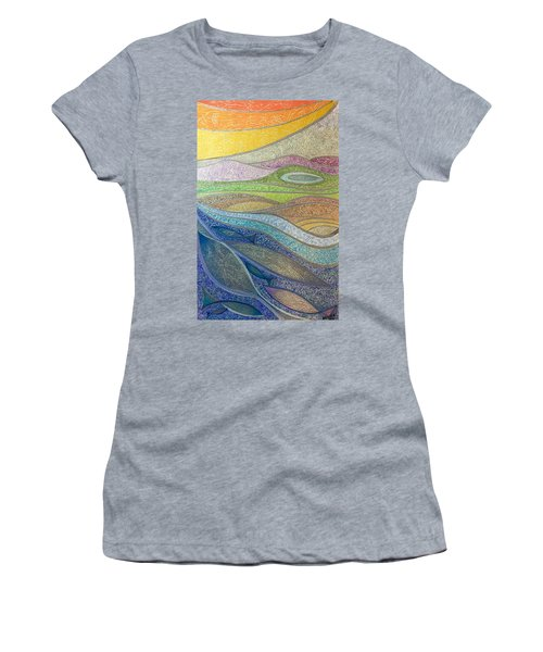 With The Flow Women's T-Shirt