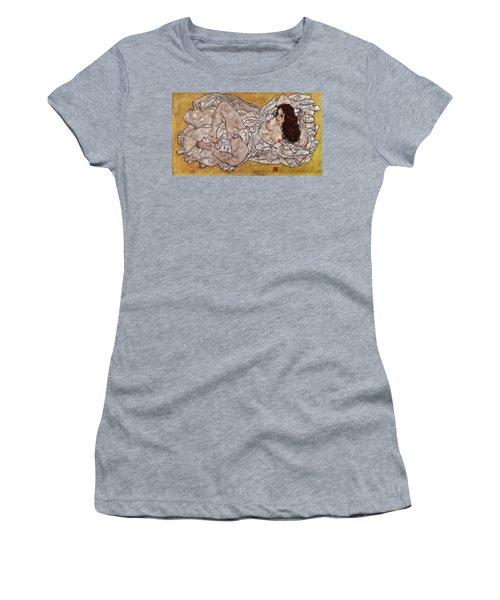 Reclining Woman Women's T-Shirt