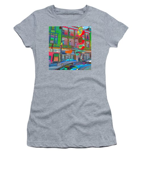 Won Kow, Wow 2 Women's T-Shirt (Athletic Fit)