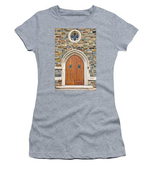 Wooden Doors Women's T-Shirt