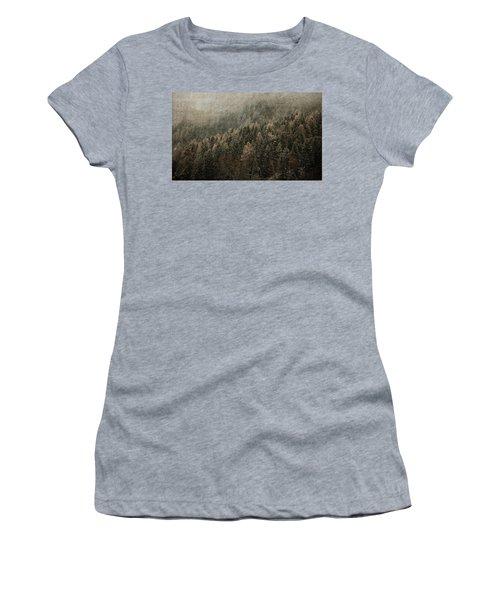 Woods In Winter Women's T-Shirt
