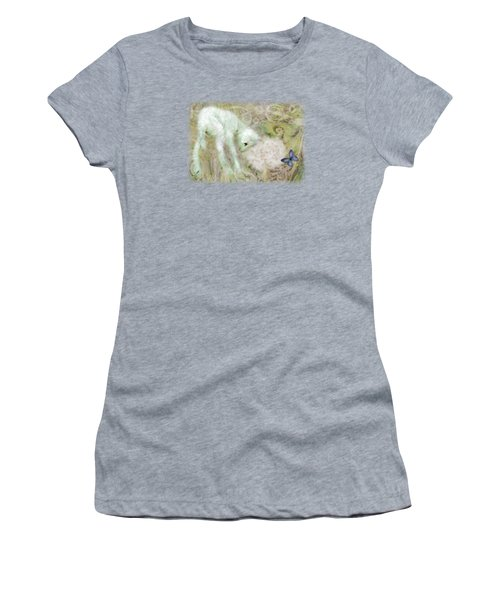 Worthy Is The Lamb Women's T-Shirt (Athletic Fit)