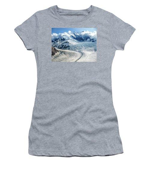 Wrangell Alaska Glacier Women's T-Shirt