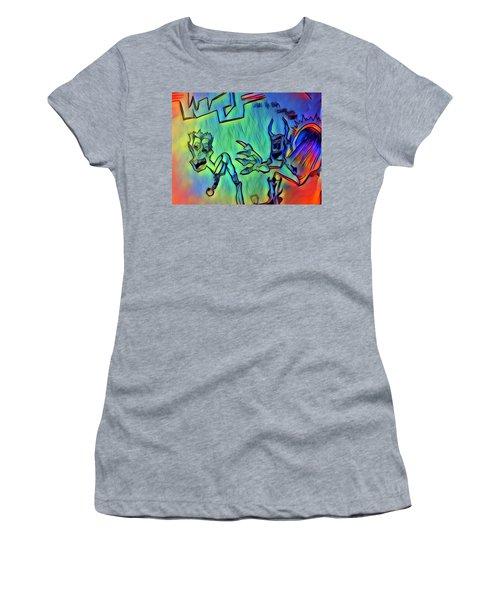 Wtf Eugene Bucks Women's T-Shirt