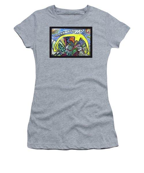 Xxxkull Patterns II Women's T-Shirt
