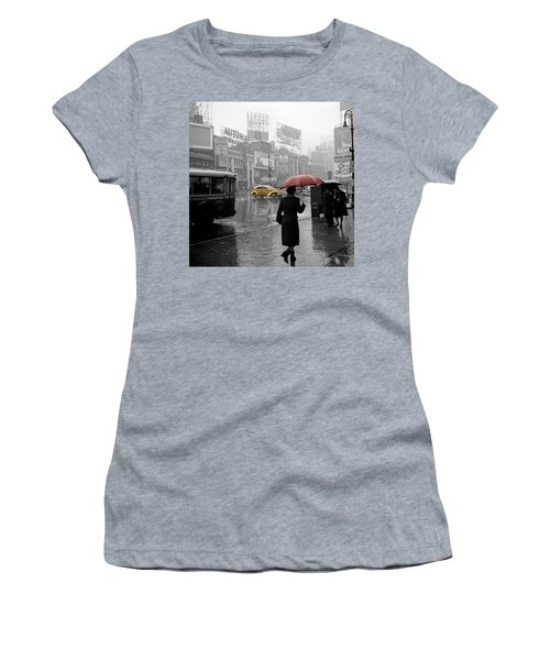 Yellow Cabs New York 2 Women's T-Shirt