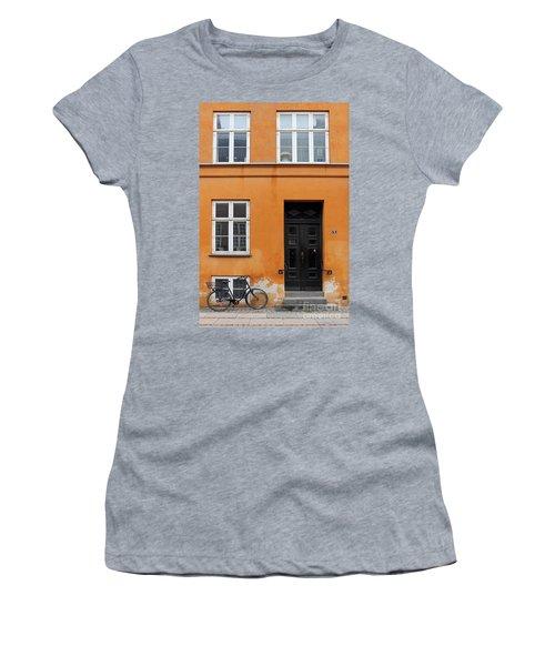 The Orange House Copenhagen Denmark Women's T-Shirt