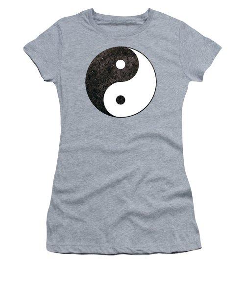 Yin Yang Symbol Women's T-Shirt