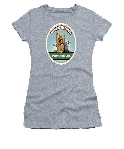 Yorkshire Ale Women's T-Shirt
