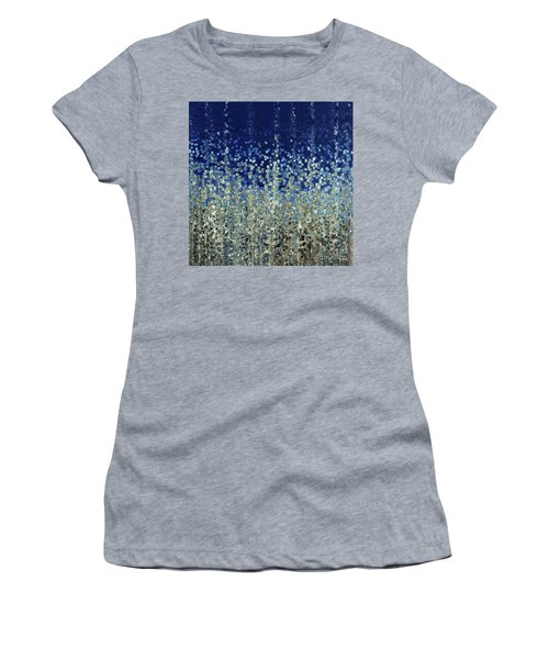 You Are Not Alone. Psalm 40 1-3 Women's T-Shirt (Junior Cut) by Mark Lawrence