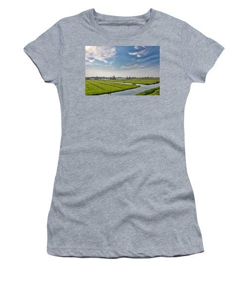 Zaandam Polders Women's T-Shirt