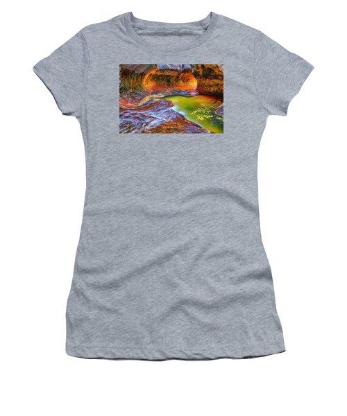 Zion Subway Women's T-Shirt