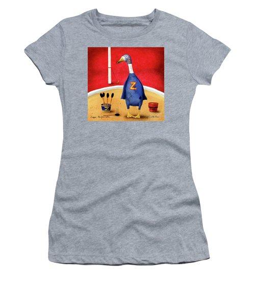 Zippo, The Fire-eater Women's T-Shirt