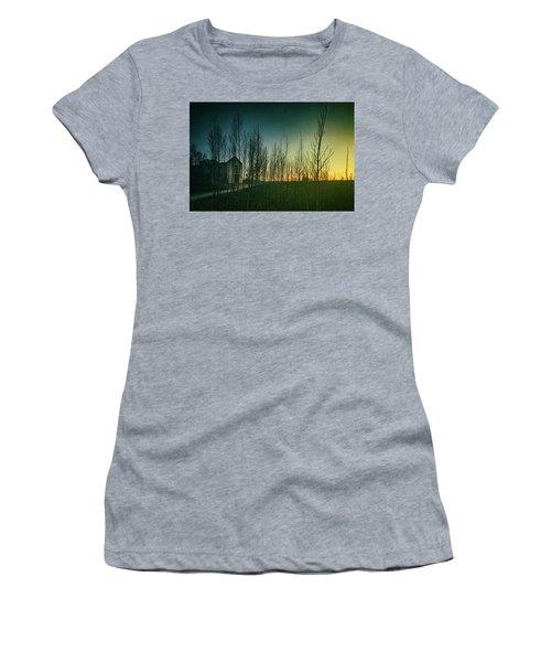 Burnt Land Women's T-Shirt