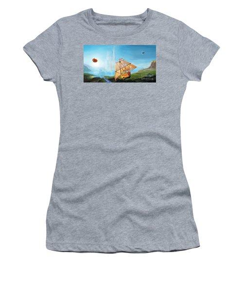 City On The Sea Women's T-Shirt
