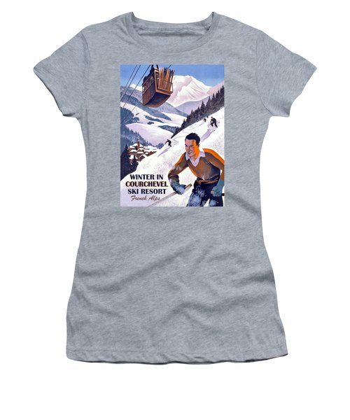 Courchevel Women's T-Shirt
