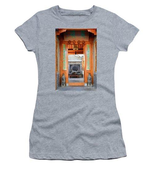 Fangija Hutong Women's T-Shirt