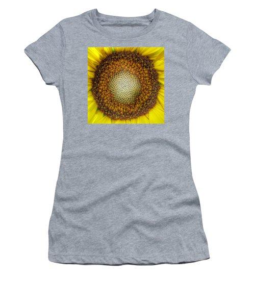 Ghost Sunflower Women's T-Shirt