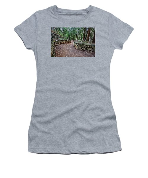 Just Around The Bend Women's T-Shirt