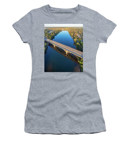 Lake Natoma Crossing Women's T-Shirt