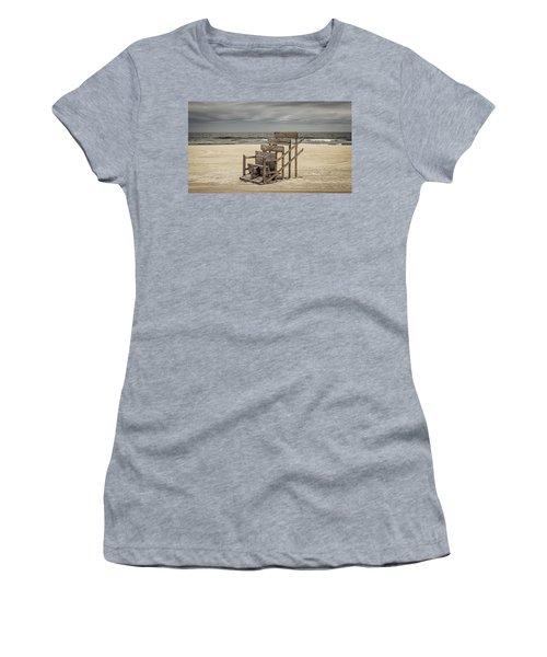 Lifeguard Stand Women's T-Shirt