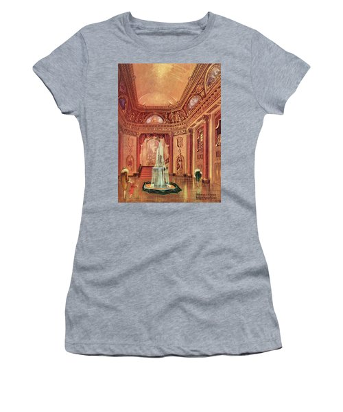 Mastbaum Theatre Women's T-Shirt