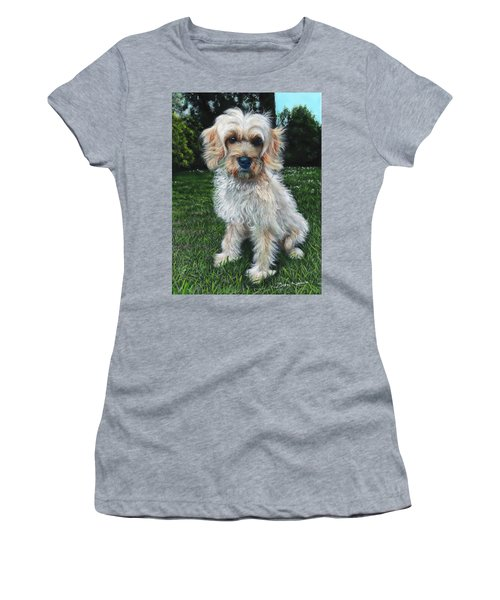 Portrait Of Toffee Women's T-Shirt