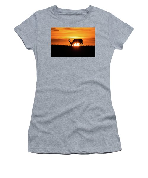 Sunrise Elk Women's T-Shirt