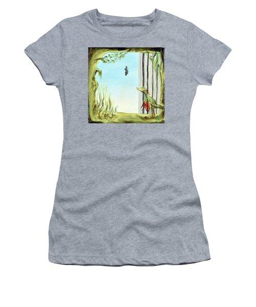 The Origin Of Species -a Recurring Pattern- Women's T-Shirt